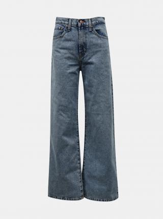 Modré flared džíny ONLY Hope dámské modrá S