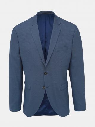 Modré sako Selected Homme Logan pánské modrá S