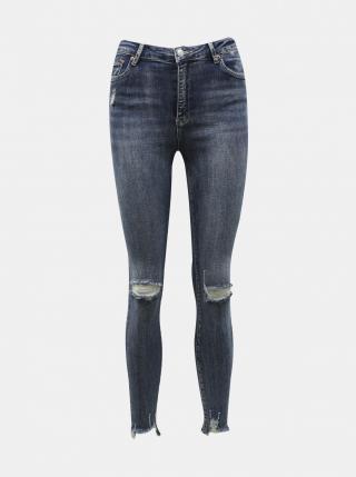 Modré skinny fit džíny TALLY WEiJL dámské modrá XL