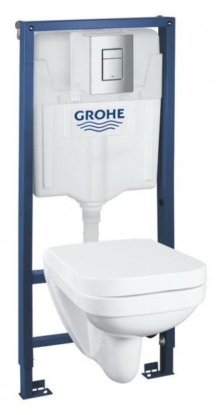 Modul do lehké stěny k WC Grohe Solido 39552000