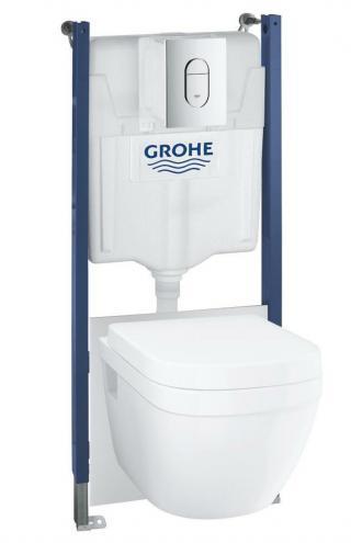 Modul do lehké stěny k WC Grohe Solido 39698000