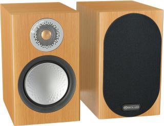 Monitor Audio Silver 50 Natural Oak Brown