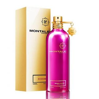 Montale Roses Musk - EDP 2 ml - vzorek s rozprašovačem dámské