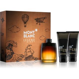 Montblanc Legend Night dárková sada III. pro muže pánské