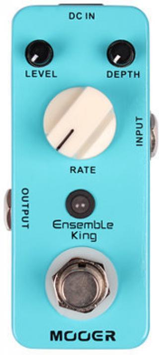 MOOER Ensemble King