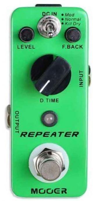 MOOER Repeater