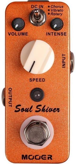 MOOER Soul Shiver Univibe Pedal