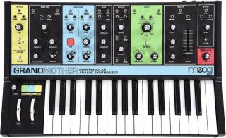 MOOG Grandmother Black