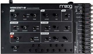 MOOG Werkstatt-01 & CV Expander