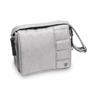 MOON Přebalovací taška Panama 2019 Stone šedá