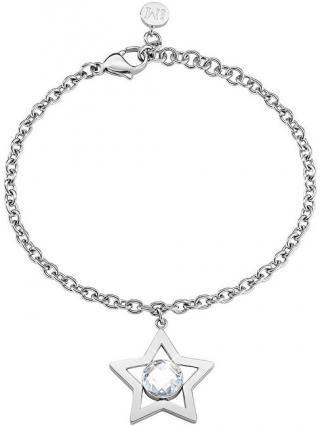 Morellato Hvězdný ocelový náramek Cosmo SAKI07 dámské