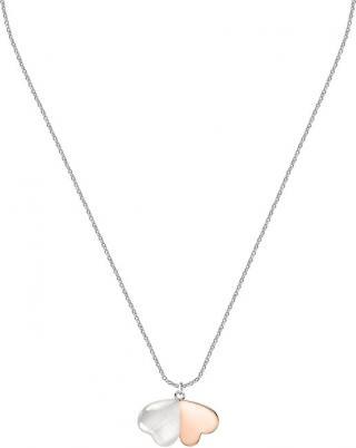 Morellato Romantický stříbrný náhrdelník s kočičím okem Cuore SASM05