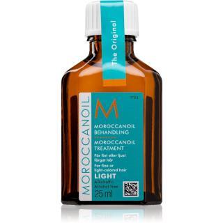 Moroccanoil Treatment kúra pro jemné a zplihlé vlasy 25 ml dámské 25 ml