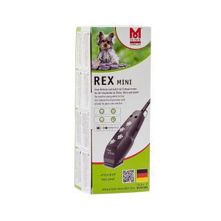 MOSER střihací.strojek typ Rex Mini