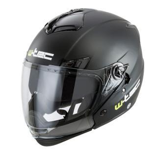 Moto Helma W-Tec Nk-850  Matně Černá  Xs