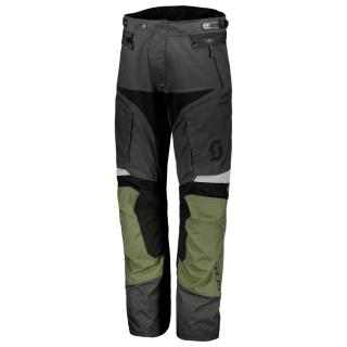 Moto Kalhoty Scott Dualraid Dp  Grey/olive-Green  Xl