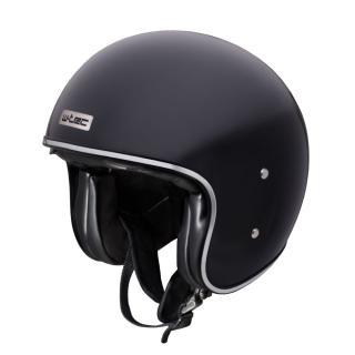 Moto přilba W-TEC Angeric Gloss Black  Gloss Black  XS