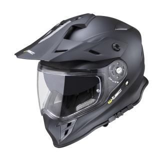 Moto Přilba W-Tec V331 Pr  Matt Black  M
