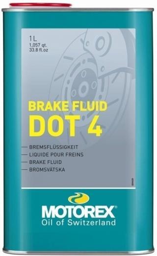 Motorex Brake Fluid Dot 4 1 L