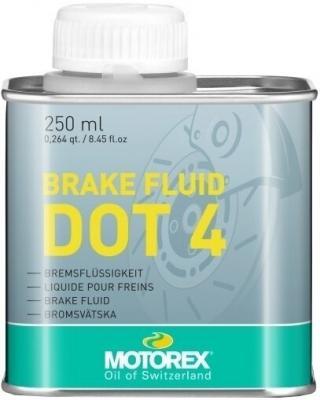 Motorex Brake Fluid Dot 4 250 ml