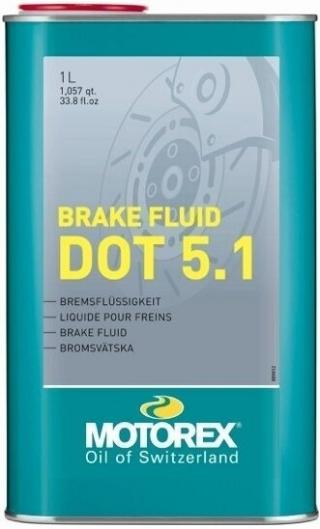 Motorex Brake Fluid Dot 5.1 1 L