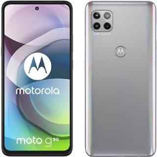 Motorola Moto G 5G 128GB stříbrná