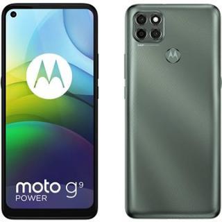 Motorola Moto G9 Power 128GB metalická zelená