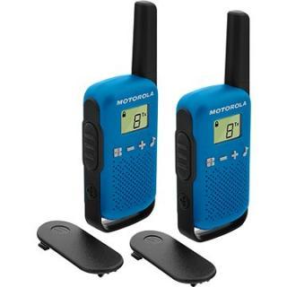 Motorola TLKR T42, modrá