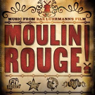 Moulin Rouge Music From Baz Luhrmans Film  Black