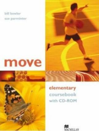 Move Elementary: Student´s Book Pack - William Bowler