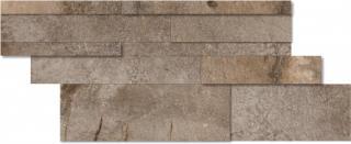 Mozaika Del Conca Climb noce 30x60 cm mat THCL936 hnědá noce