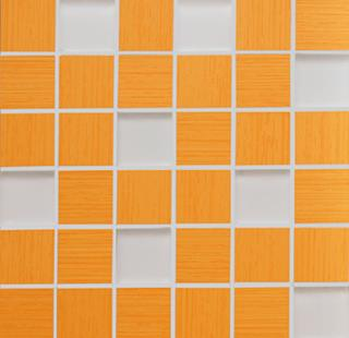Mozaika Fineza Via veneto arancio 30x30 cm mat GDM05060.1 oranžová arancio