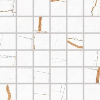 Mozaika Fineza Vision bílá 30x30 cm mat DDM06386.1 bílá bílá