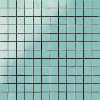 Mozaika Ragno Frame aqua 30x30 cm, lesk FRR4ZF modrá aqua