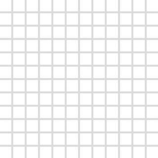 Mozaika Rako Color Two bílá 30x30 cm mat GDM02023.1 bílá bílá