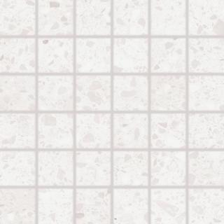 Mozaika RAKO Porfido bílá 30x30 cm mat / lesk DDM06810.1 bílá bílá