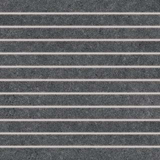 Mozaika Rako Rock černá 30x30 cm mat DDP34635.1 černá černá