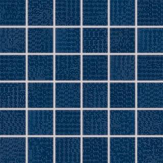 Mozaika Rako Trinity modrá 30x30 cm, lesk WDM05092.1 modrá modrá