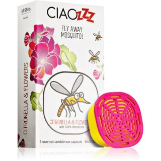 Mr & Mrs Fragrance Ciaozzz Citronella & Flowers náplň do aroma difuzérů kapsle