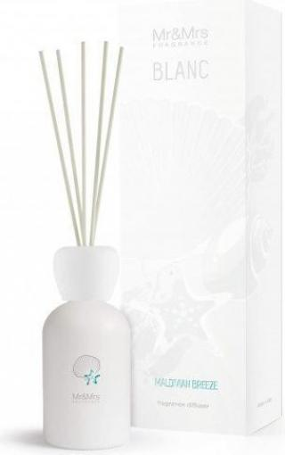 Mr&Mrs Fragrance Maldivian Breeze - difuzér 250 ml