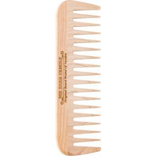 Mr Bear Family Grooming Tools dřevěný hřeben na vousy pánské