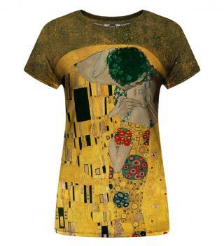 Mr. GUGU & Miss GO Womans T-shirt WTSH106 dámské Yellow M