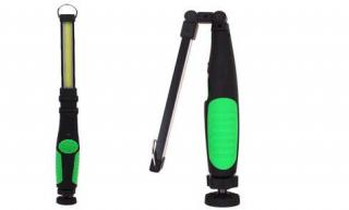 Multifunkční pracovní svítilna zelená
