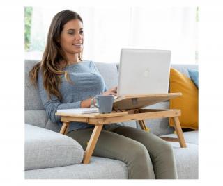 Multifunkční skládací stolek