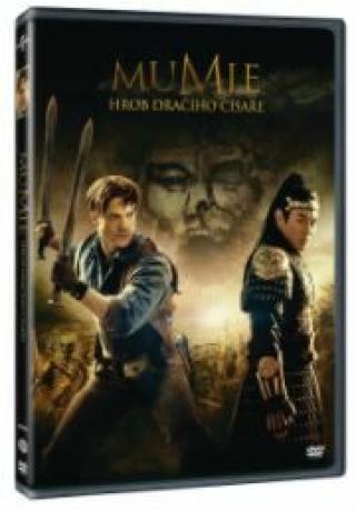 Mumie: Hrob Dračího císaře - DVD