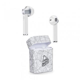Music sound tws sluchátka, design 1