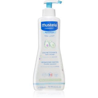 Mustela Bébé PhysiObébé čisticí voda pro děti od narození 500 ml 500 ml