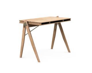 Muzza Pracovní stůl field 95 x 55 Přírodní