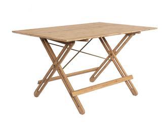 Muzza Stůl field 130 x 90 Přírodní