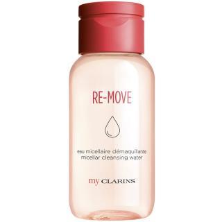 My Clarins Re-Move Micellar Cleansing Water čisticí micelární voda s detoxikačním účinkem 200 ml dámské 200 ml